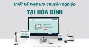 Thiết kế web tại Hòa Bình