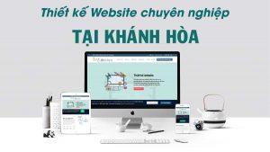Thiết kế web tại Khánh Hòa