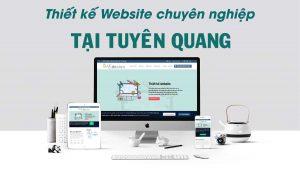 Thiết kế website Tuyên Quang