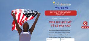Mẫu website đăng ký du lịch
